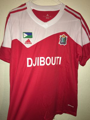 Adidas Djibouti Jersey for Sale in Alexandria, VA