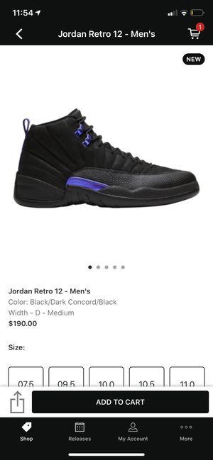 Jordan 12 size 8 for Sale in Baldwin Hills, CA