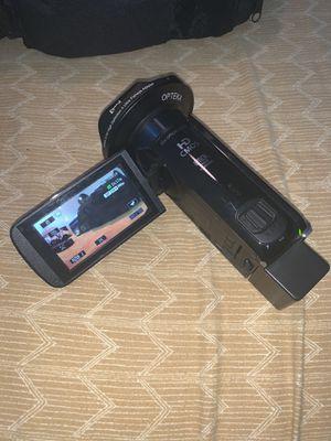 Canon Vixia HF R600 camera CANON CAMERA $130 or OBO for Sale in Riverside, CA