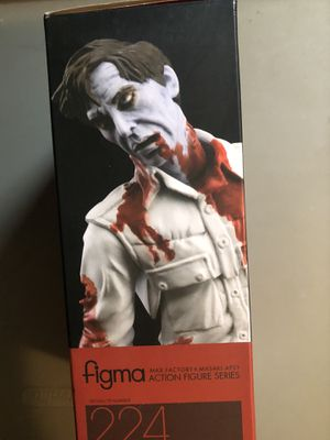 Figma Dawn of the Dead action figure. Horror, toys, movies for Sale in Covina, CA