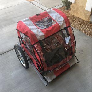 2 SEATER ALLEN SPORT BIKE TRAILER for Sale in Fontana, CA