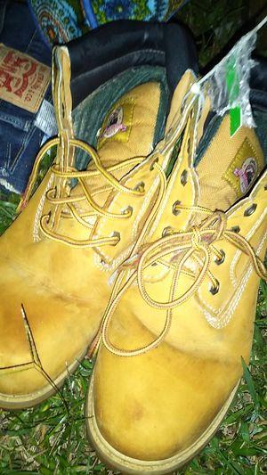 Work boots for Sale in Atlanta, GA