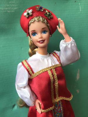 Russian Barbie doll for Sale in Fresno, CA