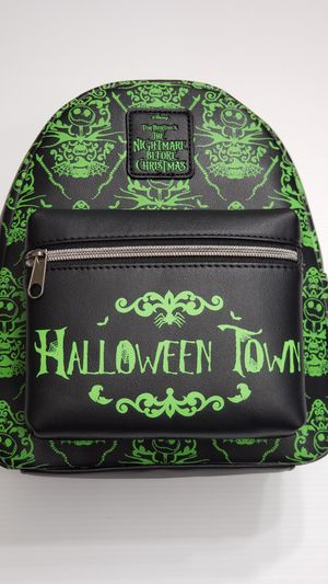 Disney Nightmare Before Christmas Mini Backpack for Sale in Fontana, CA