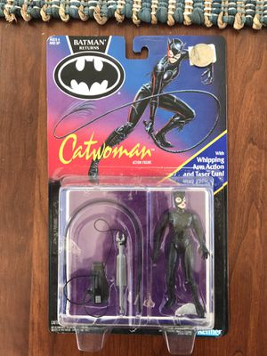 1991 Batman Returns Catwoman Action Figure for Sale in Ontario, CA