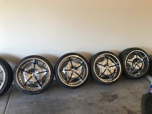20 inch rims for Sale in Phoenix, AZ
