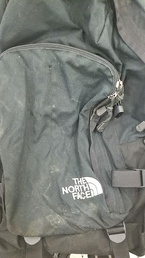 The North Face backpack Black for Sale in Munhall, PA