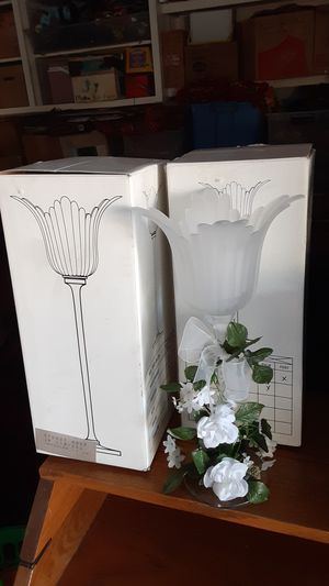 2 candleholders/Glendale for Sale in Glendale, AZ