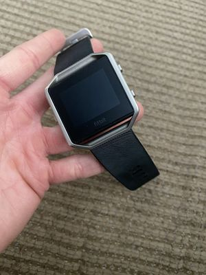 Fitbit blaze watch for Sale in Moreno Valley, CA