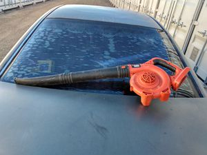 Black and Decker power blower for Sale in Sacramento, CA