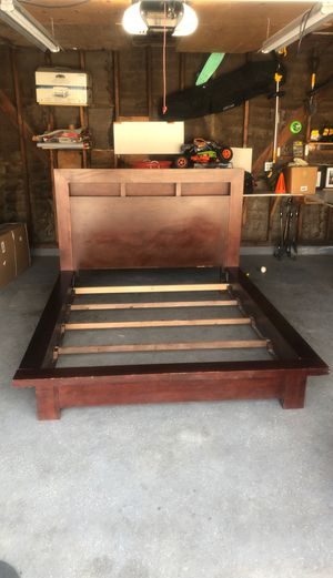 Bed frame for Sale in Bloomington, CA
