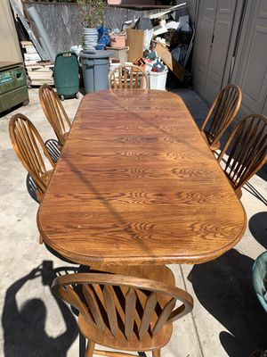 Wood table for Sale in San Diego, CA