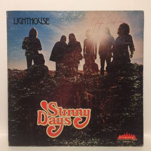 Lighthouse 'Sunny Days' (LP) Vinyl Record, 1972 for Sale in Washington, DC