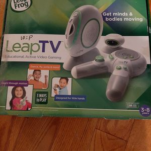 Leap Frog TV Video Gaming for Sale in Laurel, MD