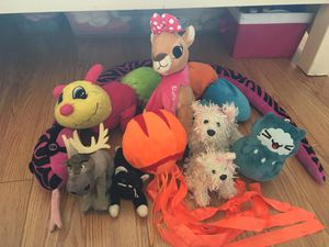 Stuffed Animals! for Sale in Troutdale, OR