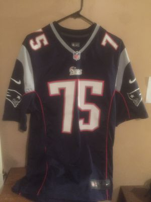 New England Patriots Vince Wilfork Jersey Medium for Sale in Tempe, AZ