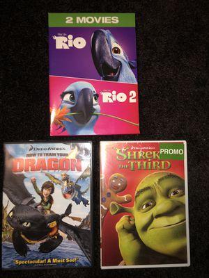 Children DVD movies for Sale in St. Petersburg, FL