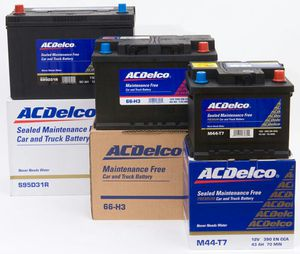 Auto and Truck batteries for Sale in Houston, TX