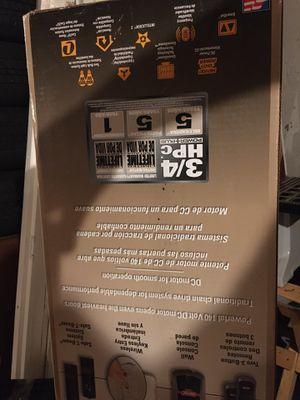 Genie Chainmax 1000 Garage door opener!! for Sale in Malvern, PA