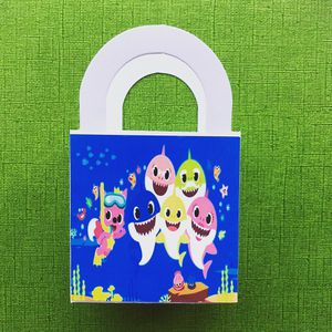 Baby Shark Birthday Favor Boxes set of 10 for $15 for Sale in Clarksburg, MD