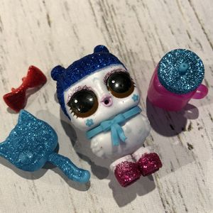 LOL Surprise Doll Fluffy Pets HOOTIE CUTIE Disco Rare for Sale in Amherst, OH