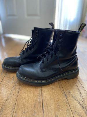 Doc martins size 7 $50 if u see this its available for Sale in Atlanta, GA