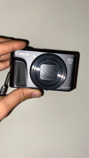 Canon power shot sx720 HS for Sale in North Bergen, NJ