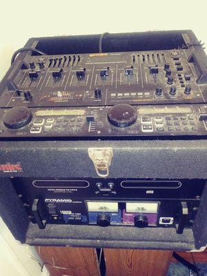 Gemini American audio gem sound pyramid for Sale in Mount Vernon, NY