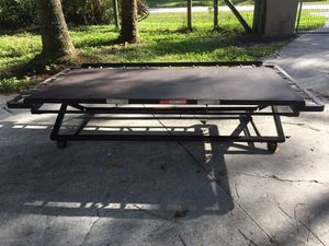 Single trundle bed frame for Sale in Jupiter, FL