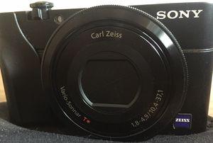 Sony Cybershot DSC-RX100 Mk1 20.2 Megapixel Compact Digital Camera Bundle for Sale in Glen Ridge, NJ