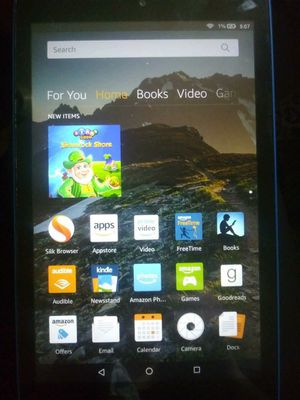 Amazon Fire HD Tablet for Sale in Brooklyn, OH