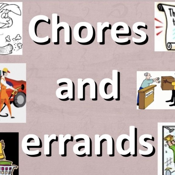 Chores And Errands