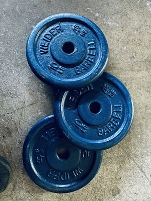 Weights for Sale in Fontana, CA