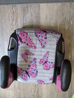 Girls booster car seat for Sale in Birmingham, MI