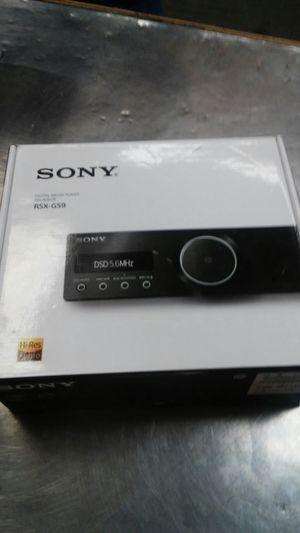 Sony RSX-GS9 Hi Resolution Digital Car Receiver for Sale in Morrow, GA