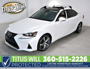 2017 Lexus IS for Sale in Lacey, WA