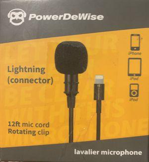 Lavalier lapel mic for Sale in Cabin Creek, WV