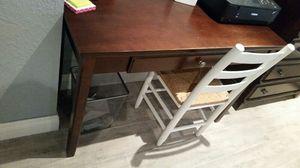 Cherry pure wooden desk for Sale in Hialeah, FL