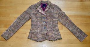 New Women's Tweed Jacket/Blazer - Size XS for Sale in Mooresville, NC