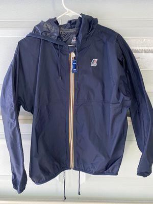 K-Way Windbreaker Raincoat Unisex. Adult Small for Sale in Farmington Hills, MI