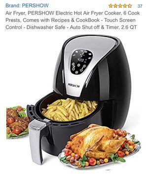 Pershow Digital Air Fryer 2.6 Qt for Sale in Walnut, CA