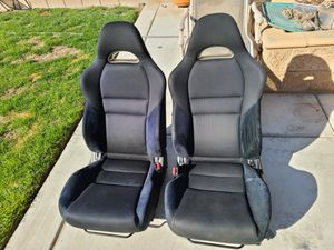 06 Acura RSX Front Seats good condition for Sale in Corona, CA