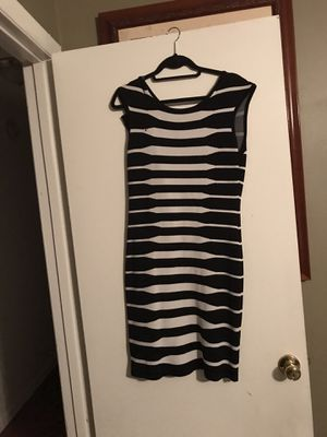 Black and white zebra print dress for Sale in Fort Washington, MD