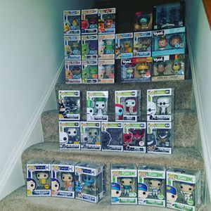 Funko PoP's, Vynl & other collectibles for Sale in Bristow, VA