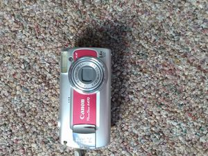 Canon PowerShot a470 for Sale in Minneapolis, MN