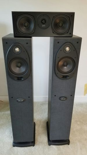 Polk Audio RT1000 & CS 245 speakers for Sale in Bowie, MD