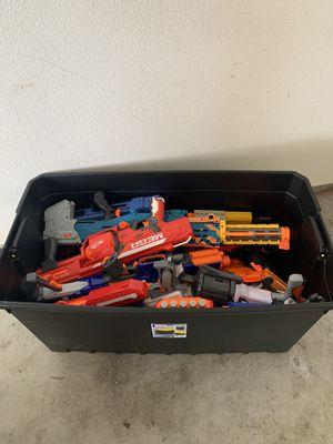 Nerf guns for Sale in Temecula, CA