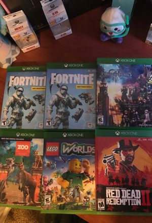 Xbox One Games for Sale in Knoxville, TN