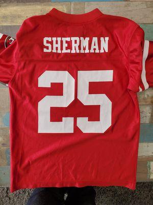 49er Richard Sherman Jersey for Sale in San Jose, CA