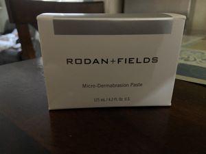 Rodan + Fields Micro-Dermabrasion Paste for Sale in Chula Vista, CA